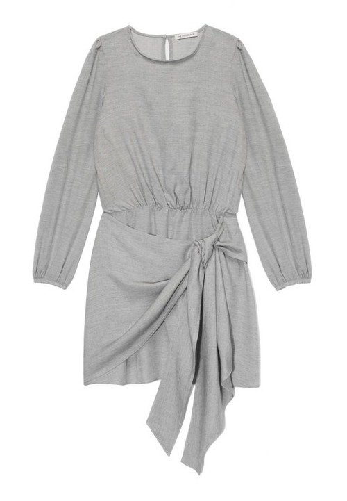 SUKIENKA ERIKA BREEZE GREY
