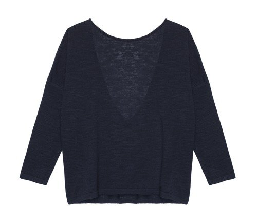 SWETER MOONS NAVY